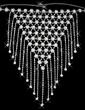 Shining Alloy Body Jewelry (Set of 2) (011028474)