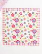 Flower Pattern Dinner Napkins (Set of 50 ) (122039513)