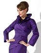 Uzun Kol Taffeta Özel Amaçlar Ceketler/Şallar (013012281)