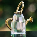 Belle En alliage de zinc/Cristal Souvenir