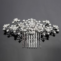 Stylish Alloy Hair Combs