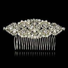 Beautiful Alloy/Silver Plated Combs & Barrettes