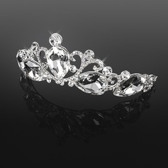 Shining Crystal/Alloy Tiaras