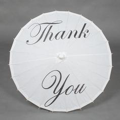 Voskovaný papír Svatební Deštníky