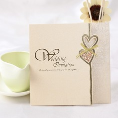 Serce Style Z-Fold Invitation Cards