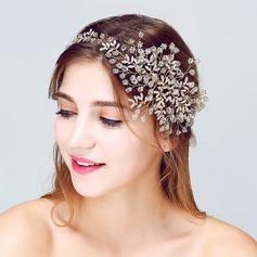 Shining Crystal/Rhinestone/Alloy Headbands