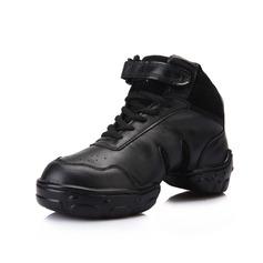 Donna Similpelle Sneakers Salsa Scarpe da ballo