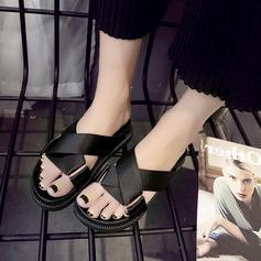 Kvinner Flat Hæl Flate sko sko
