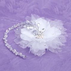 Gorgeous Crystal/Rhinestone/Satin Headbands