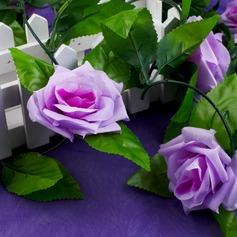 Plastique Vigne Rose Décoration de mariage
