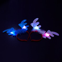 Deer horn hair band LED Lights (set of 4)
