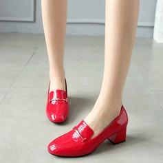 Femmes Similicuir Talon bottier Escarpins avec Autres chaussures