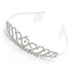 Upea Clear Crystals Bridal Tiara