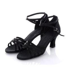 Donna Raso Tacchi Sandalo Latino Scarpe da ballo
