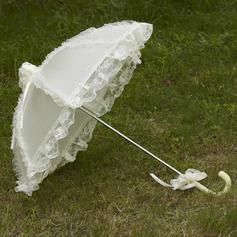 Belle Tergal/Dentelle Ombrelle de mariage