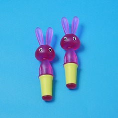 Cute Rabbit Design Bottle Stoppers