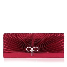 Gorgeous Satin/Silk Clutches