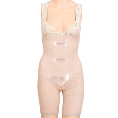 Cotton Non-Adjustable Straps Shapewear
