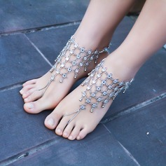Alloy Foot Jewellery