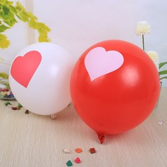 Heart Design Balloon (set of 24)