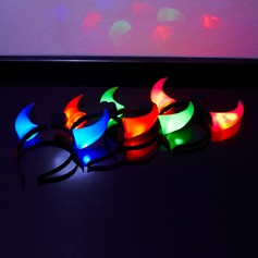 Color changing Oxhorn Hair Band LED Lights (set of 4)