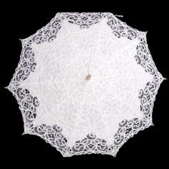 Katoen Bruidsparaplu