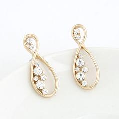 Fashional Alloy Ladies' Fashion Earrings